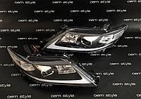 Передние фары Toyota Camry 40 Рестайлинг 10-11, фото 1