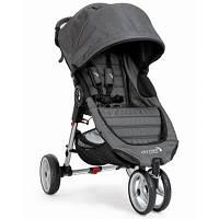 Baby Jogger Прогулочная коляска city mini Charcoal