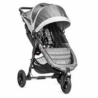Baby Jogger Прогулочная коляска city mini GT Steel/gray