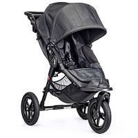 Baby Jogger Прогулочная коляска city Elite Charcoal