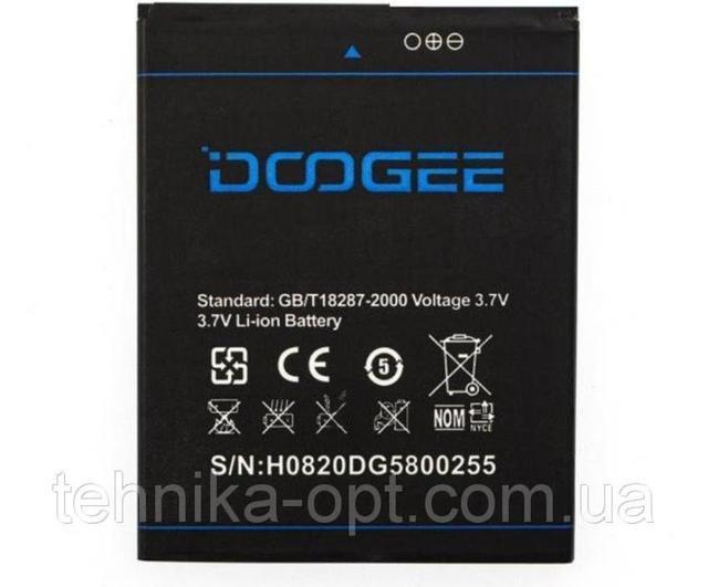 Аккумулятор для телефонов Doogee
