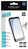Защитная пленка Samsung A300H Galaxy A3 antiReflex antiBacterial матовая MyScreen (на экран)