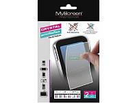 Защитная пленка Samsung J500H Galaxy J5 antiReflex матовая MyScreen (на экран)
