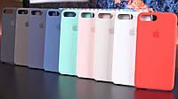 Накладка для iPhone 7 Plus силикон Оригинал (hi-copy) Pink (ASCI7PPK)