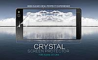 Защитная пленка Sony Xperia C5 Ultra Dual E5533 прозрачная Nillkin (Анти-отпечатки)