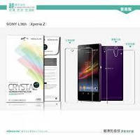 Защитная пленка Sony Xperia Z Ultra C6802 матовая Nillkin (подходит до Huawei G700-U10)