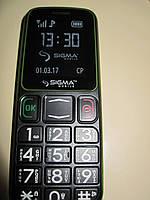 Бабушкофон(мобильный телефон для пожилых людей)-Sigma mobile Comfort 50 Mini3
