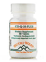 Co-Q-10 Plus, 60 Tablets