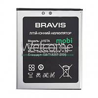 Аккумулятор (батарея) Bravis JAZZ (1100 mAh)