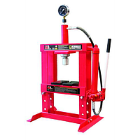 Пресс гидравл. 10 тонн TY 10003 Размер в собраном виде - 680x450x1070мм (T51003) N42044/TY10003