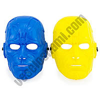 Маска детская vision пластик ( маска на хєллоуин )