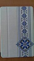 Чехол-Книжка Apple iPad Air Wow Case Covermate орнамент синий (Изитрейд)