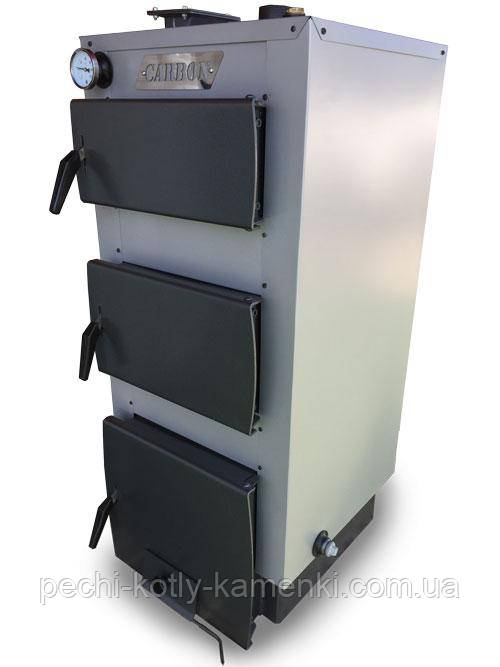 Твердотопливный котел Carbon Lux 16 new на угле, дровах