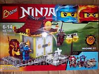 Конструктор Lepin серия NINJA / Ниндзя 896-3 Masters of Spinjitzu (аналог Lego Ninjago)