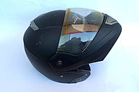 Шлем-трансформер BLD черный мат