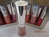 Блеск для губ L'oreal Paris Glam Shine Natural Glow (Лореаль Глем Шайн), 6 ml, 408 тон