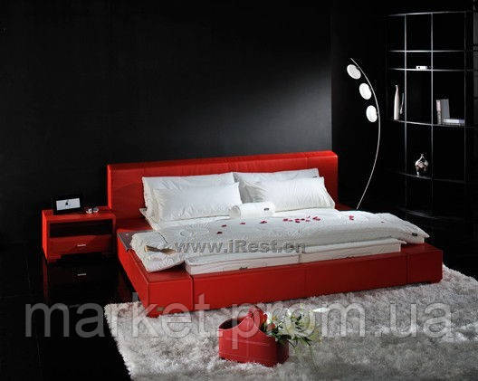 Кровать с функцией массажа iRest SL-F12