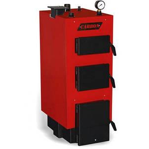 Твердотопливный котел Carbon Lux 18 new на угле, дровах, фото 2