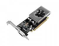 Видеокарта GeForce GT1030, Palit, 2Gb DDR5, 64-bit, HDMI/DP, 1468/6000MHz, Low Profile (NE5103000646-1080F)