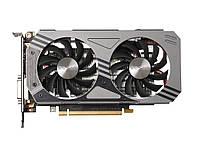 Видеокарта GeForce GTX1060 OC, Zotac, AMP! Edition, 3Gb DDR5, 192-bit, DVI/HDMI/3xDP, 1797/8000 MHz (ZT-P10610E-10M)