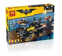 Конструктор Lele Бэтмен 34114 (Аналог LEGO Batman Movie) 513 дет. KK