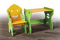 Детский набор мебели Маус (столик+стульчик)