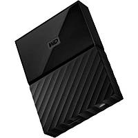 Внешний жесткий диск 1Tb Western Digital My Passport, Black, 2.5', USB 3.0 (WDBYNN0010BBK-WESN)
