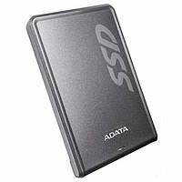 Внешний накопитель SSD, 256Gb, A-Data SV620H, Grey, USB 3.1, TLC 3D NAND, 430 / 440 MB/s, металлический корпус (ASV620H-256GU3-CTI)
