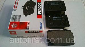 Ferodo FDB96 Тормозные колодки ВАЗ 2101