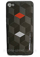 Накладка для Huawei Y6 Pro силікон Gentleman Series Remax Infinity
