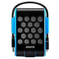 Жесткий диск 1024 Gb USB 3.0 A-Data HD720 Blue (AHD720-1TU3-CBL)