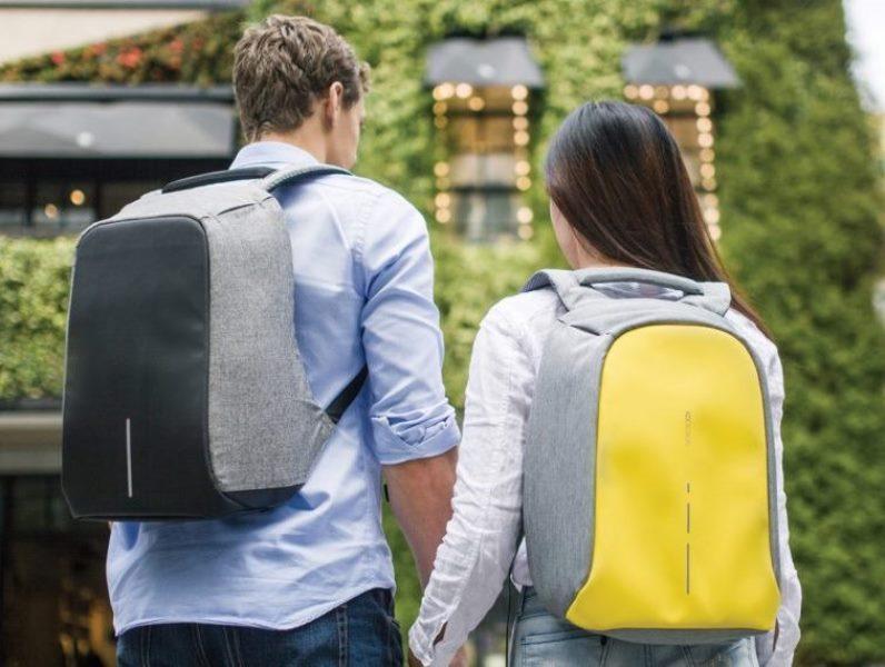Умный городской рюкзак рюкзак для двух роликовых коньков