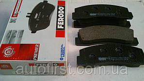 Ferodo FDB195 Тормозные колодки ВАЗ 2121