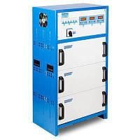 Трёхфазный стабилизатор напряжения Рэта ННСТ-3x5,5 кВт Normic