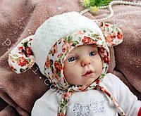 Детская зимняя шапочка Sweet Sheep