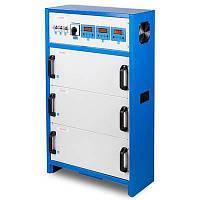 Трёхфазный стабилизатор напряжения Рэта ННСТ-3x11 кВт Calmer