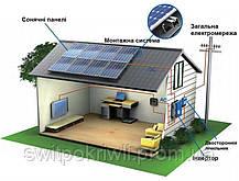 Сетевая станция 5 кВт под Зеленый тариф, фото 2