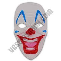 Маска Злой Клоун хєллоуин ( маска карнавальная )