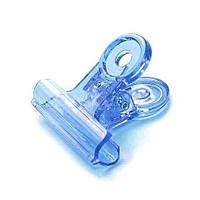 Прищепка пластиковая для зажима ногтей (для создания арки) 20 мм