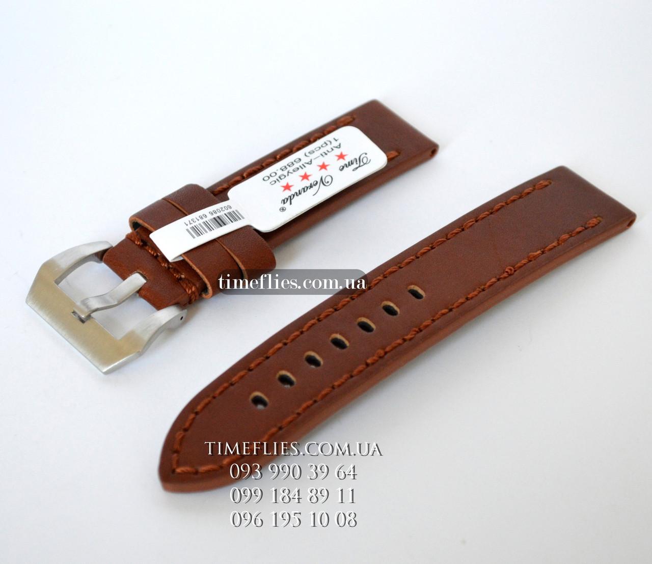 Ремешок для часов кожаный №46