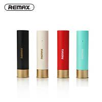 Дополнительный аккумулятор универсальный 2500 mAh Remax Shell RPL-18 Red