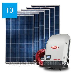 Сетевая станция 10 кВт под Зеленый тариф, фото 2