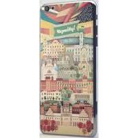 Накладка для iPhone 6 / 6s пластик Город Львов