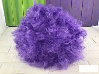 Парик Клоуна карнавальный фиолетовый