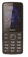 Мобильный телефон BRAVIS C240 Middle Dual Sim (black)