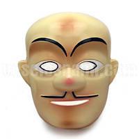 Маска детская мистер Икс пластик ( маска карнавальная )