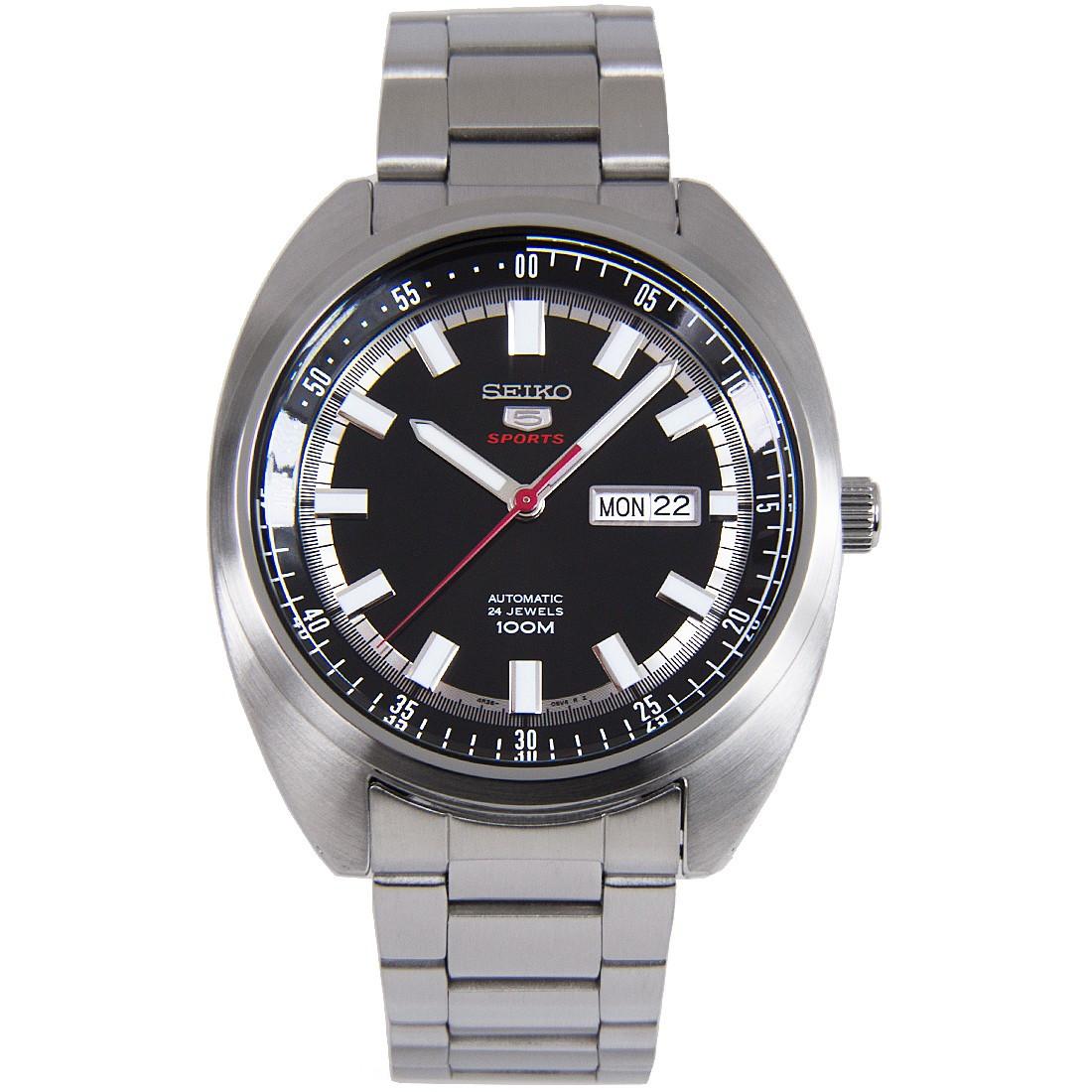 Часы Seiko 5 Sports SRPB19J1 Automatic 4R36