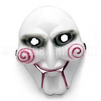 Маска на хэллоуин Пила ( маска карнавальная )