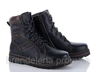 Стильные высокие ботинки зимние для подростка р (40)