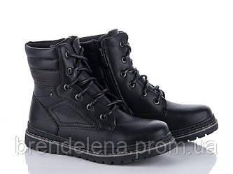 Стильні високі черевики зимові для підлітка р (40)